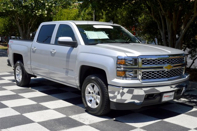 2015 Silverado 1500 Crew Cab 4x4, Pickup #P24571 - photo 22