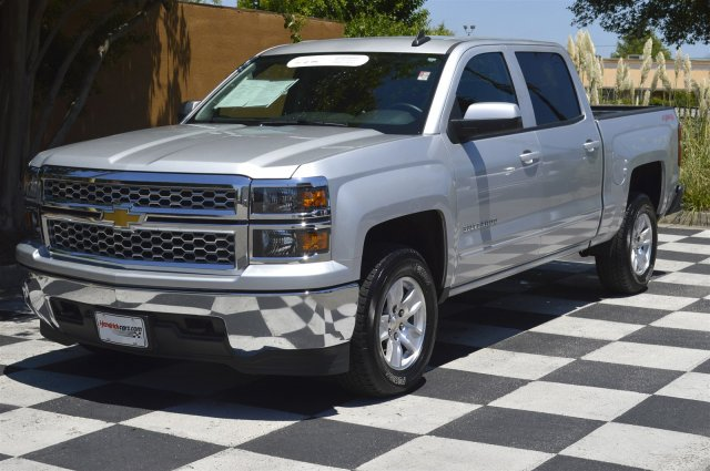 2015 Silverado 1500 Crew Cab 4x4, Pickup #P24571 - photo 3