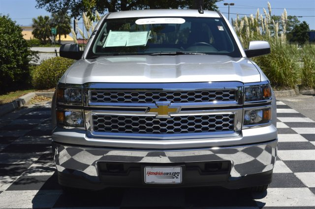 2015 Silverado 1500 Crew Cab 4x4, Pickup #P24571 - photo 4