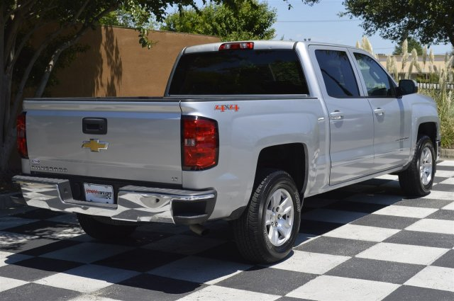 2015 Silverado 1500 Crew Cab 4x4, Pickup #P24571 - photo 2