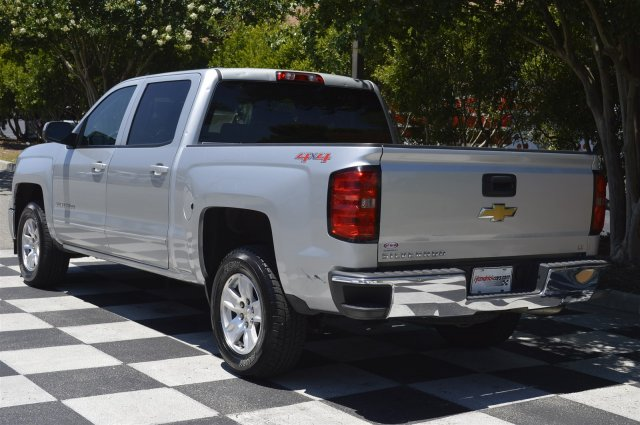 2015 Silverado 1500 Crew Cab 4x4, Pickup #P24571 - photo 5