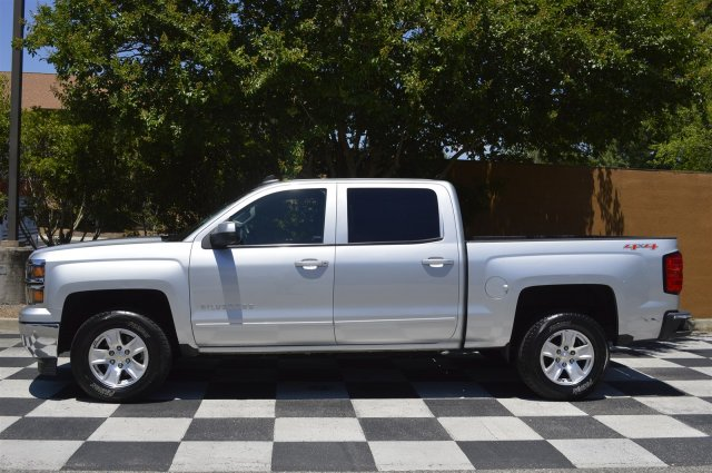 2015 Silverado 1500 Crew Cab 4x4, Pickup #P24571 - photo 7