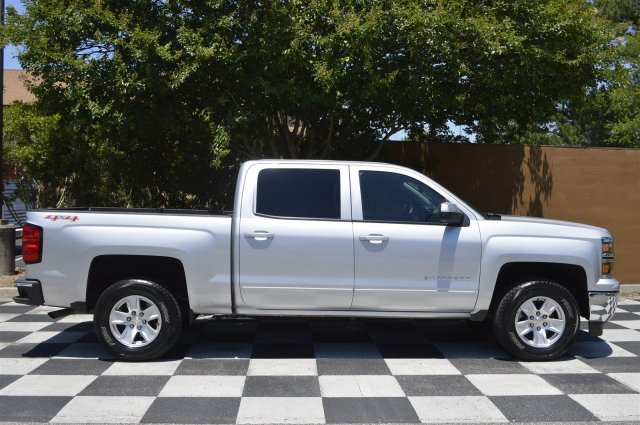 2015 Silverado 1500 Crew Cab 4x4, Pickup #P24571 - photo 8