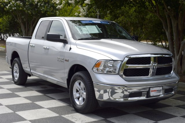 2017 Ram 1500 Quad Cab 4x4, Pickup #P24640 - photo 3