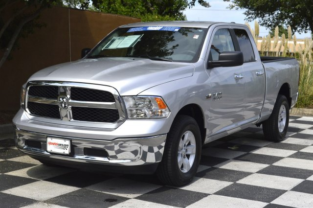 2017 Ram 1500 Quad Cab 4x4, Pickup #P24640 - photo 4