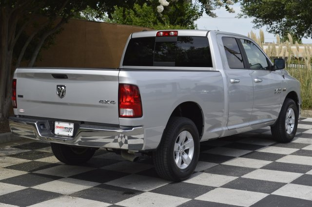 2017 Ram 1500 Quad Cab 4x4, Pickup #P24640 - photo 2