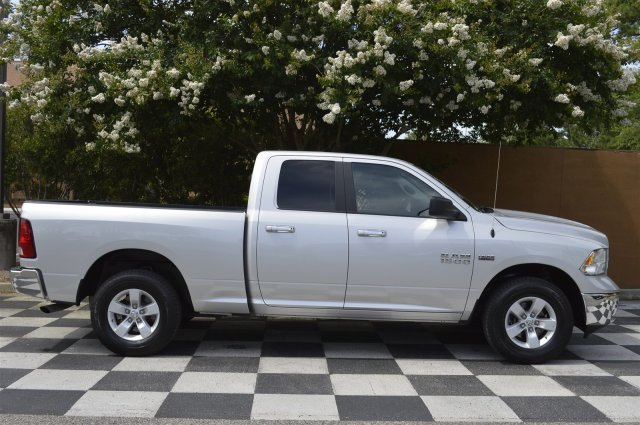 2017 Ram 1500 Quad Cab 4x4, Pickup #P24640 - photo 9