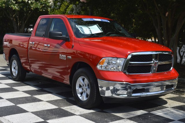 2017 Ram 1500 Quad Cab, Pickup #P24644 - photo 3