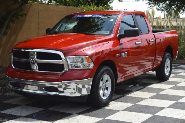 2017 Ram 1500 Quad Cab, Pickup #P24644 - photo 4