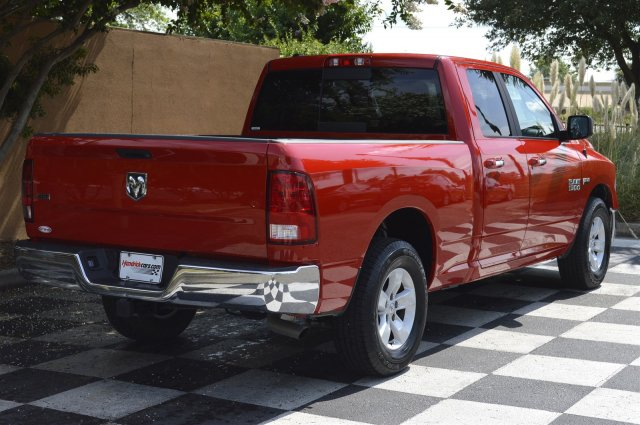 2017 Ram 1500 Quad Cab, Pickup #P24644 - photo 2