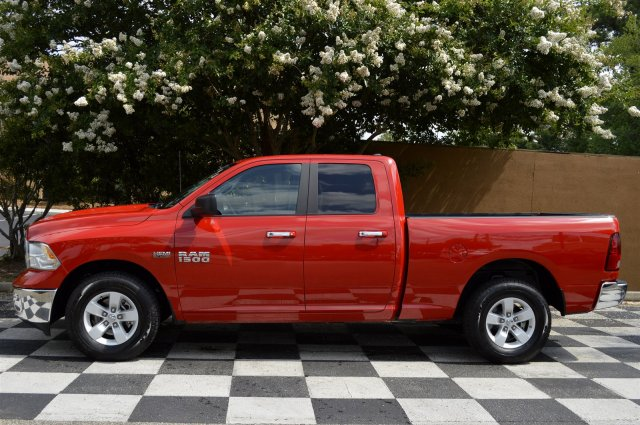 2017 Ram 1500 Quad Cab, Pickup #P24644 - photo 8