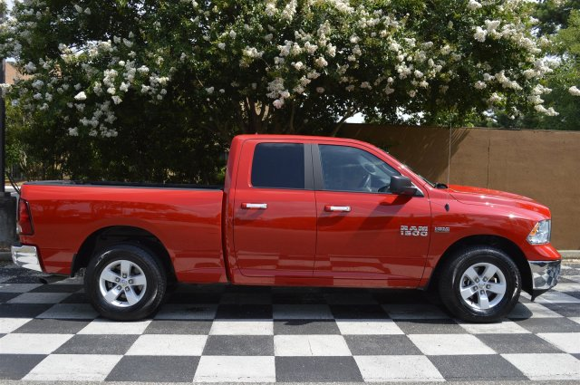 2017 Ram 1500 Quad Cab, Pickup #P24644 - photo 9