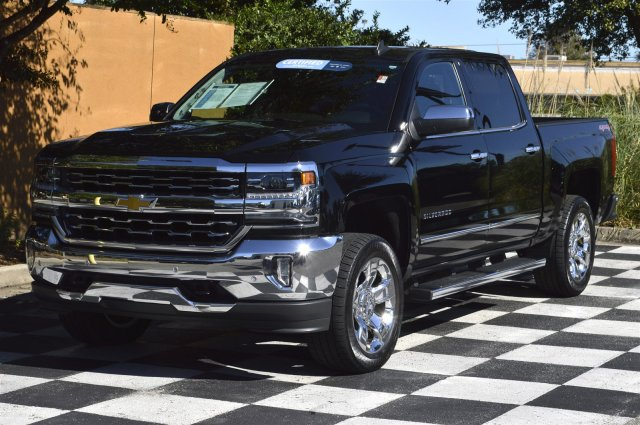 2016 Silverado 1500 Crew Cab 4x4 Pickup #P25124 - photo 3
