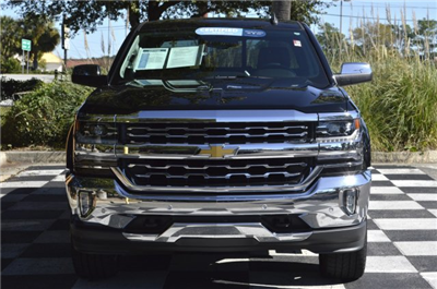 2016 Silverado 1500 Crew Cab 4x4 Pickup #P25124 - photo 4