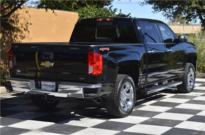 2016 Silverado 1500 Crew Cab 4x4 Pickup #P25124 - photo 2