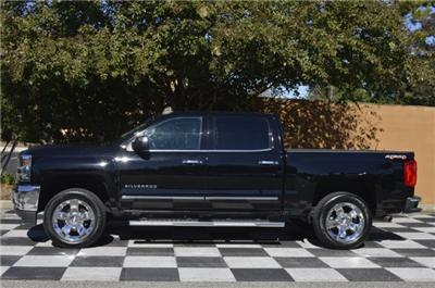2016 Silverado 1500 Crew Cab 4x4 Pickup #P25124 - photo 7