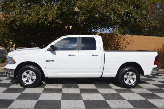 2017 Ram 1500 Quad Cab 4x4 Pickup #P25175 - photo 8
