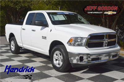 2017 Ram 1500 Quad Cab 4x4 Pickup #P25175 - photo 1