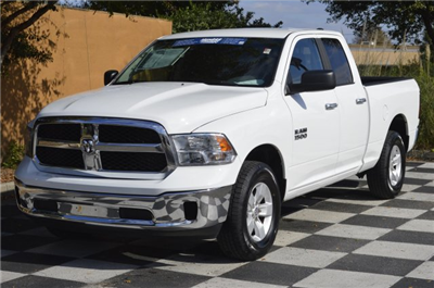 2017 Ram 1500 Quad Cab 4x4 Pickup #P25175 - photo 4