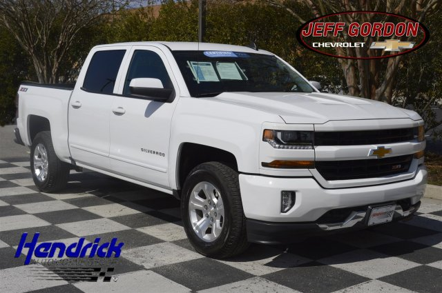 2017 Silverado 1500 Crew Cab 4x4, Pickup #P25574 - photo 1