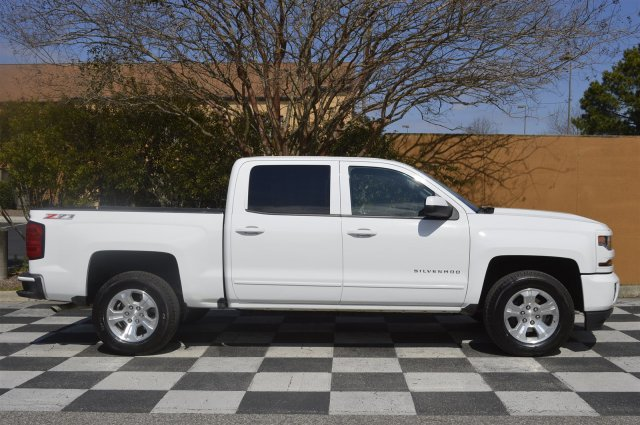2017 Silverado 1500 Crew Cab 4x4, Pickup #P25574 - photo 8