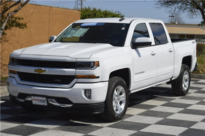 2017 Silverado 1500 Crew Cab 4x4, Pickup #P25574 - photo 3