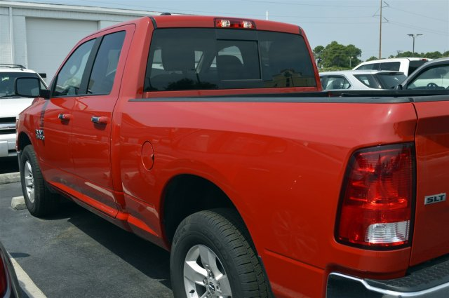 2018 Ram 1500 Quad Cab 4x4,  Pickup #P25973 - photo 7