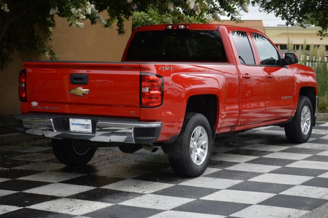 2018 Silverado 1500 Double Cab 4x4,  Pickup #P25992 - photo 2