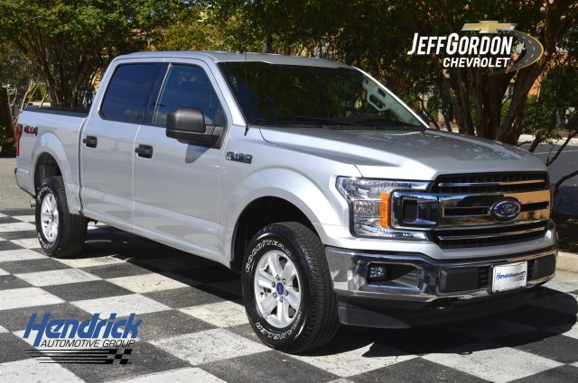 2018 F-150 SuperCrew Cab 4x4,  Pickup #P26363 - photo 1