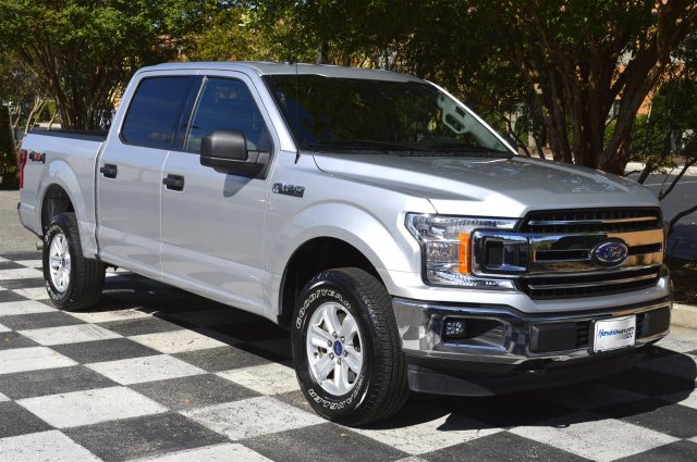 2018 F-150 SuperCrew Cab 4x4,  Pickup #P26363 - photo 12