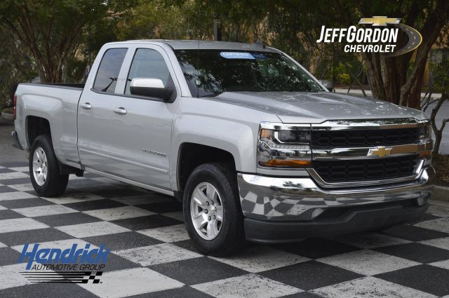 2018 Silverado 1500 Double Cab 4x2,  Pickup #P26446 - photo 1