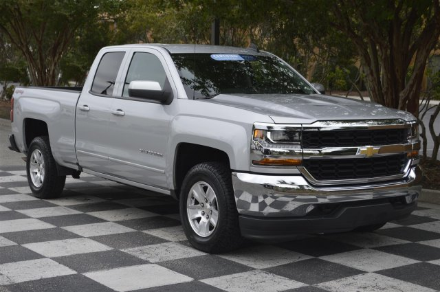 2018 Silverado 1500 Double Cab 4x4,  Pickup #P26525 - photo 1