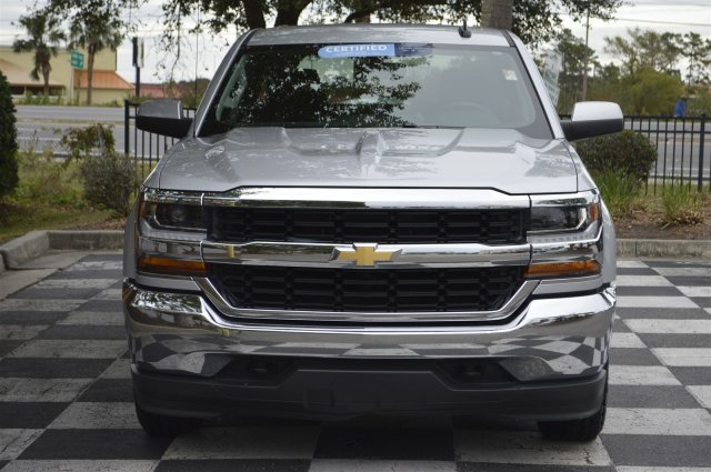 2018 Silverado 1500 Double Cab 4x4,  Pickup #P26525 - photo 5