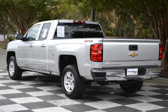 2018 Silverado 1500 Double Cab 4x4,  Pickup #P26525 - photo 4