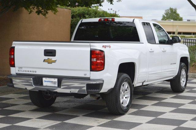 2016 Silverado 1500 Double Cab 4x4,  Pickup #P27275 - photo 1