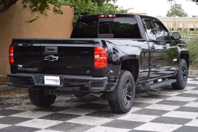 2018 Chevrolet Silverado 1500 Double Cab 4x4, Pickup #PH28805A - photo 1