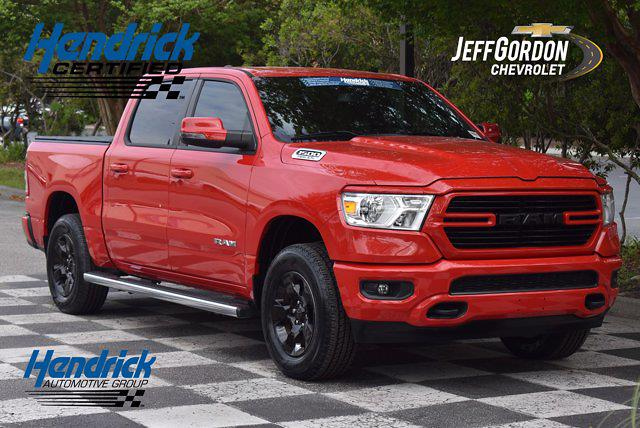 2019 Ram 1500 Crew Cab 4x4, Pickup #PS29507 - photo 1