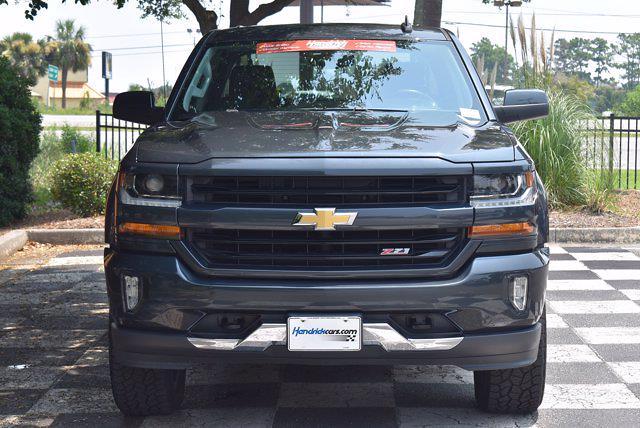 2018 Chevrolet Silverado 1500 Crew Cab 4x4, Pickup #PS29794A - photo 4