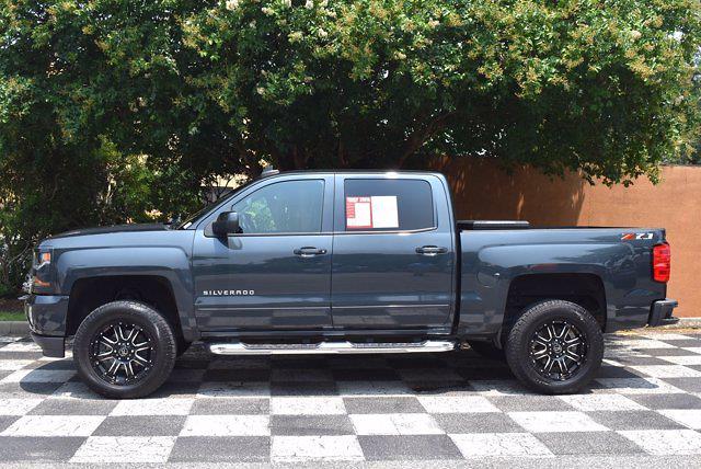 2018 Chevrolet Silverado 1500 Crew Cab 4x4, Pickup #PS29794A - photo 7