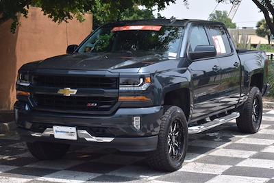 2018 Chevrolet Silverado 1500 Crew Cab 4x4, Pickup #PS29794A - photo 3