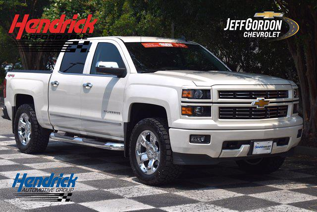 2015 Chevrolet Silverado 1500 Crew Cab 4x4, Pickup #PS29828 - photo 1