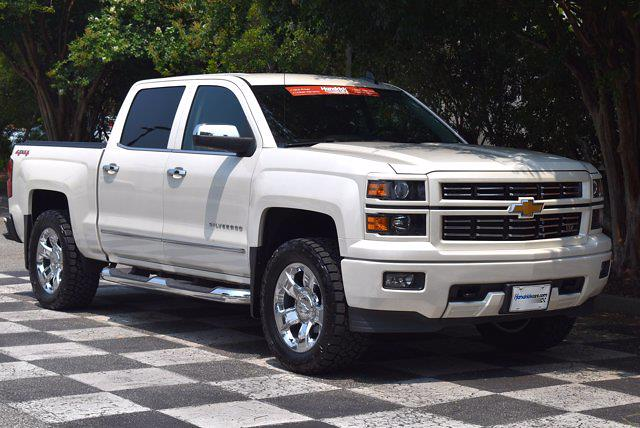 2015 Chevrolet Silverado 1500 Crew Cab 4x4, Pickup #PS29828 - photo 8