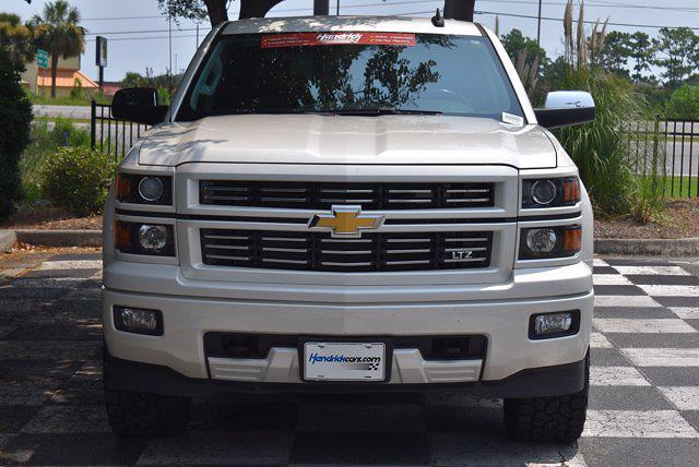 2015 Chevrolet Silverado 1500 Crew Cab 4x4, Pickup #PS29828 - photo 3