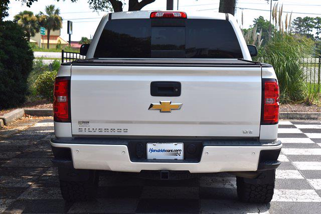 2015 Chevrolet Silverado 1500 Crew Cab 4x4, Pickup #PS29828 - photo 4
