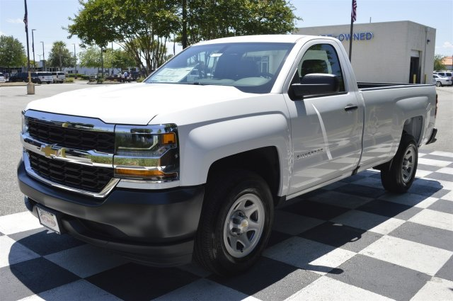2016 Silverado 1500 Regular Cab, Pickup #R2076 - photo 3