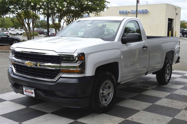 2016 Silverado 1500 Regular Cab, Pickup #R2285 - photo 3