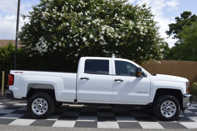 2016 Silverado 2500 Crew Cab 4x4, Pickup #R2286 - photo 8