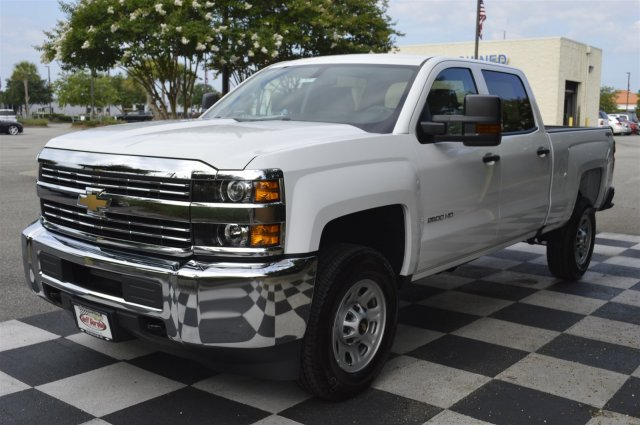 2016 Silverado 2500 Crew Cab 4x4, Pickup #R2311 - photo 3