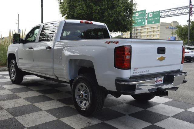 2016 Silverado 2500 Crew Cab 4x4, Pickup #R2311 - photo 5