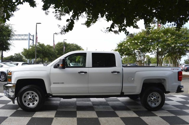 2016 Silverado 2500 Crew Cab 4x4, Pickup #R2311 - photo 7